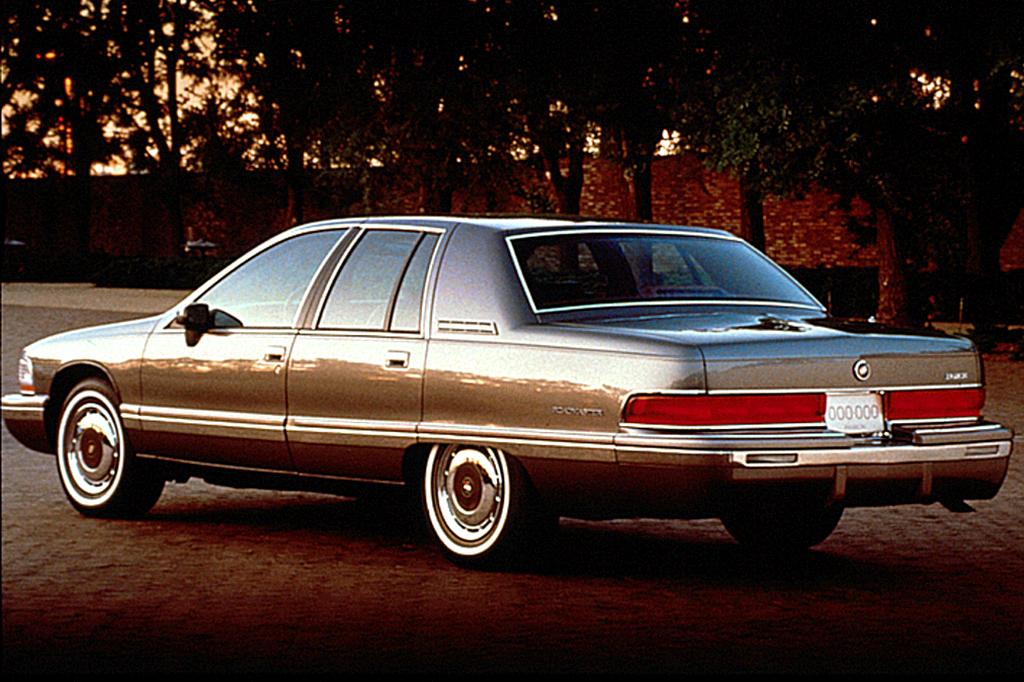 Pleasant 1991 96 Buick Roadmaster Consumer Guide Auto Wiring Cloud Ymoonsalvmohammedshrineorg