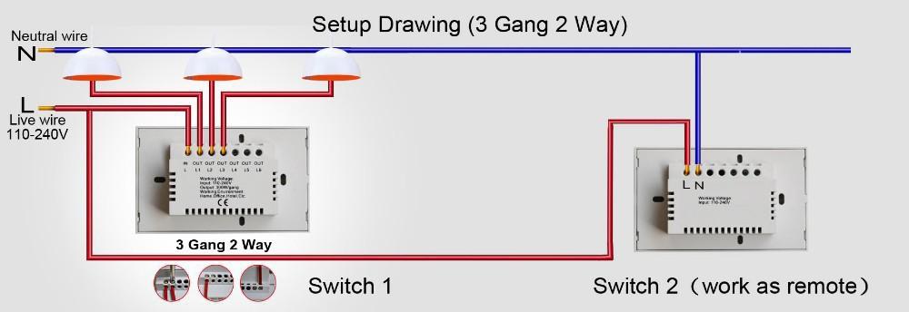 hv6103 wiring 1 gang 2 way switch diagram schematic wiring