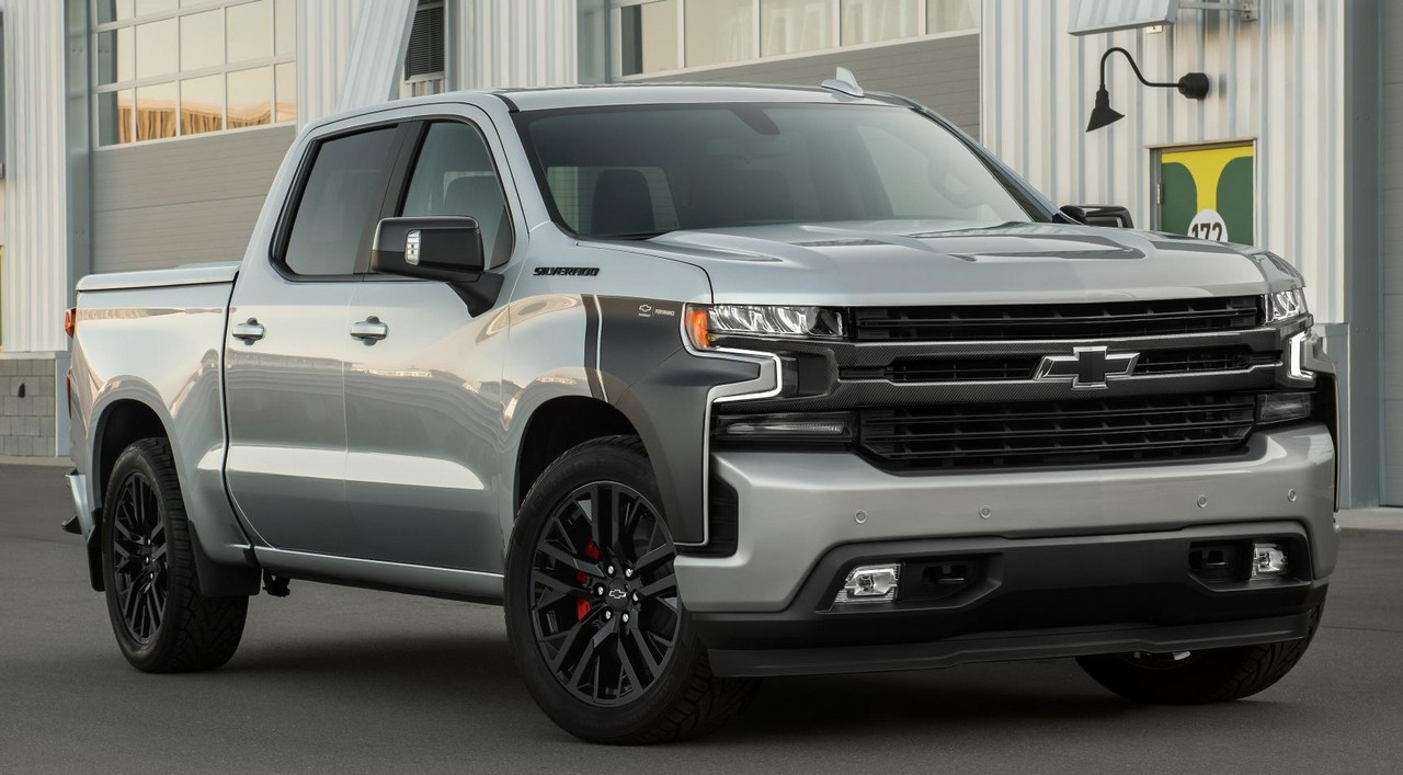 Tremendous 2019 Chevrolet Silverado High Country Concept Is All About Options Wiring Cloud Animomajobocepmohammedshrineorg
