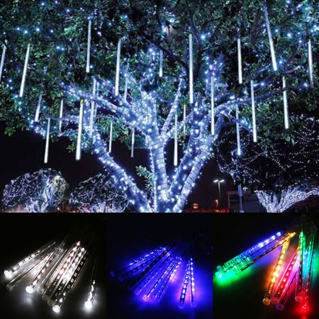 Prime Meteor Shower Rain Lights Outdoor Drop Icicle Snow Fall String Led Wiring Cloud Histehirlexornumapkesianilluminateatxorg