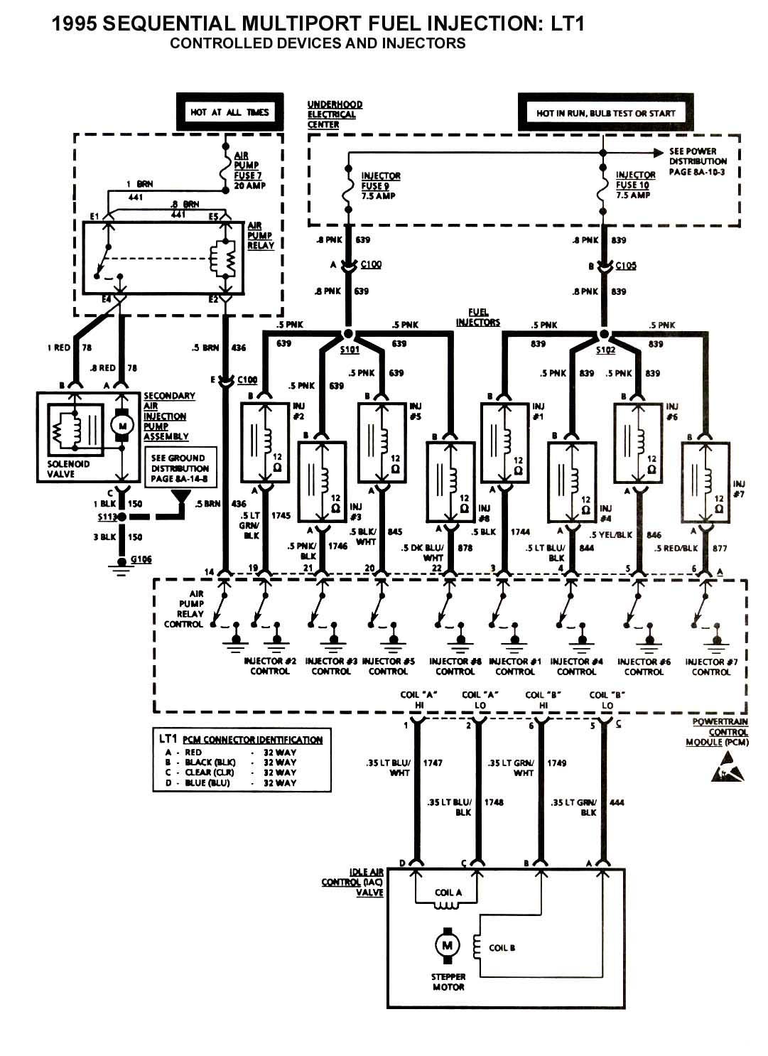 Brilliant Lt1 Engine Wiring Diagram Wiring Diagram M6 Wiring Cloud Ostrrenstrafr09Org
