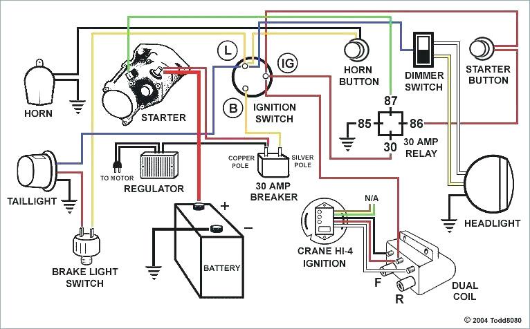 Wiring Diagram Of A Car