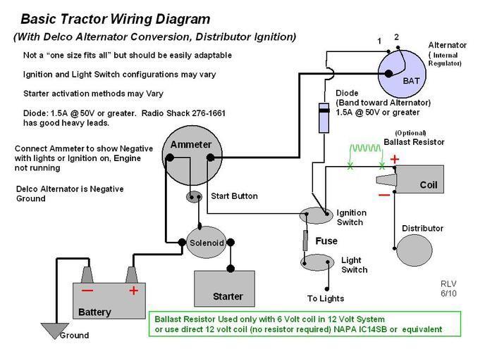 Ce 5604  Alternator Wiring Diagram On Mey Ferguson 135