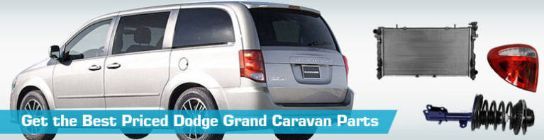 Wondrous Dodge Grand Caravan Parts Partsgeek Com Wiring Cloud Rineaidewilluminateatxorg