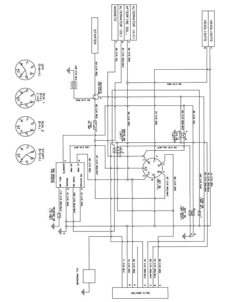 [SCHEMATICS_49CH]  Lt1045 Wiring Schematic - Wiring Diagrams | Cub Cadet Lt1045 Wiring Diagram Charging System |  | nut.well.lesvignoblesguimberteau.fr