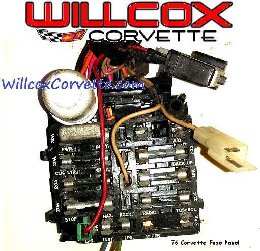 1972 Corvette Fuse Box Wiring Diagram Local A Local A Maceratadoc It