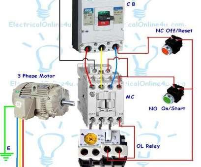 Stop Wiring Diagram Schematic