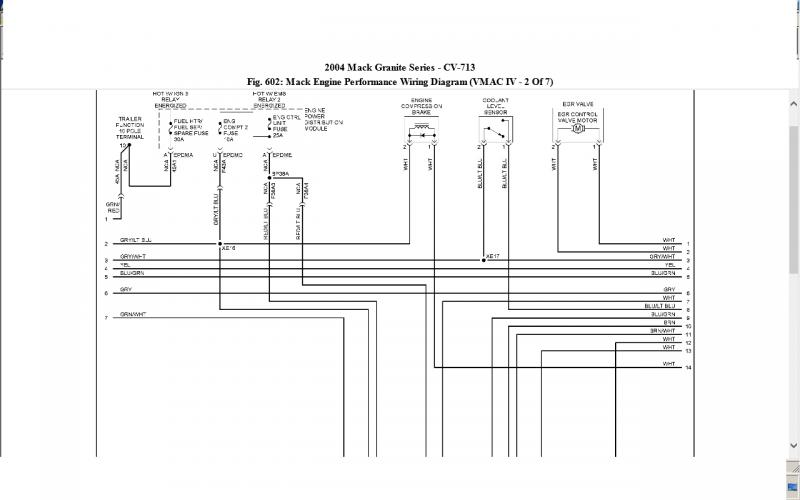 xk_0924] mack mr688s fuse diagram schematic wiring  dylit kumb ponge elec mohammedshrine librar wiring 101