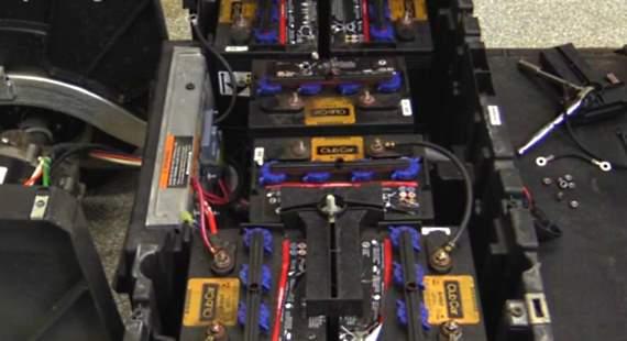 Wondrous Golf Cart Batteries For Club Car 48 Volt Golf Cart Golf Cart Customs Wiring Cloud Monangrecoveryedborg