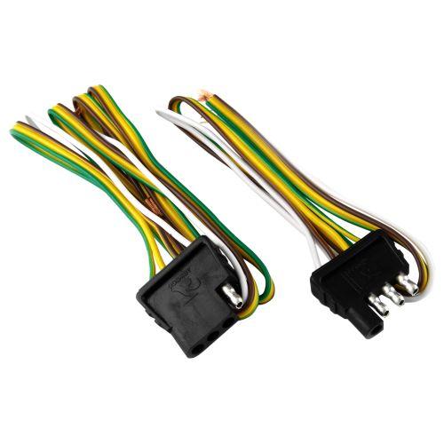 4 Way Flat Plug Wiring Diagram Clarion 16 Pin Wiring Diagram For Wiring Diagram Schematics