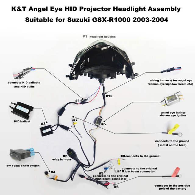 Gsxr 1000 Wiring Schematic