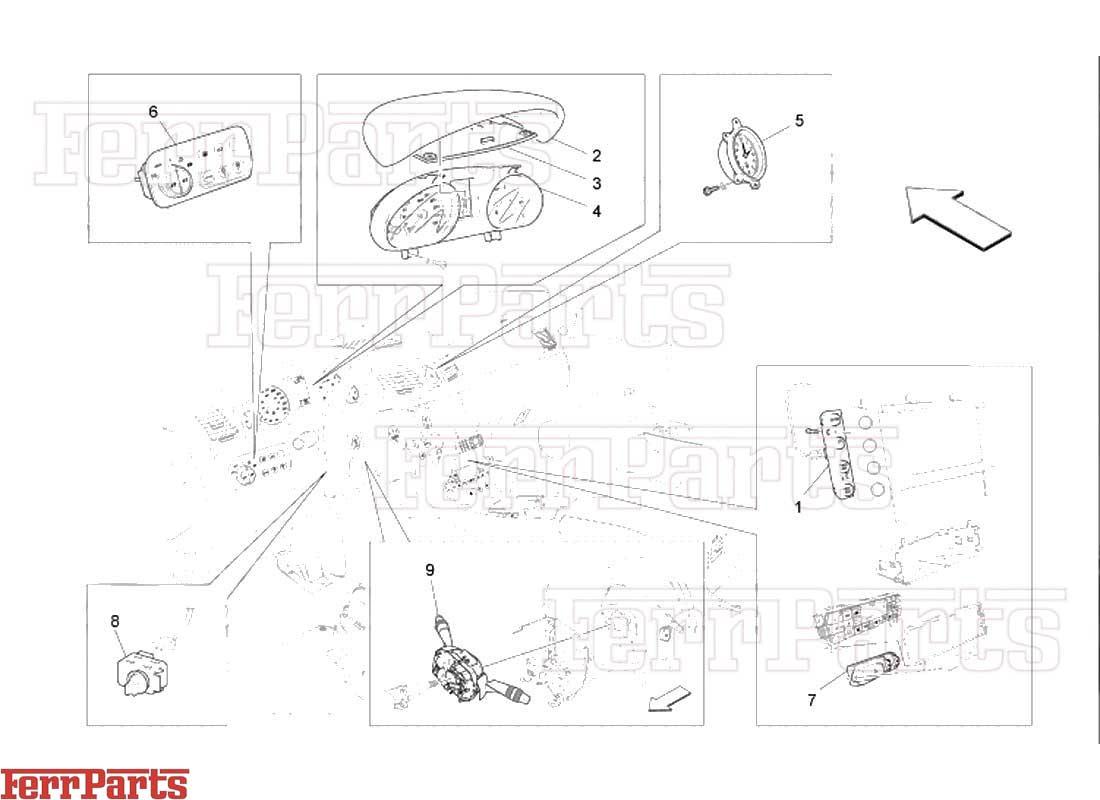 [AC_9434] Wiring Diagram 2010 Maserati Granturismo Free ...