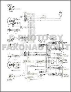 Cr 3842 1983 Chevrolet El Camino Wiring Diagram Wiring Diagrams Download Diagram