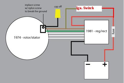 Ob 3791 Xs650 Wiring Diagram Color Schematic Wiring