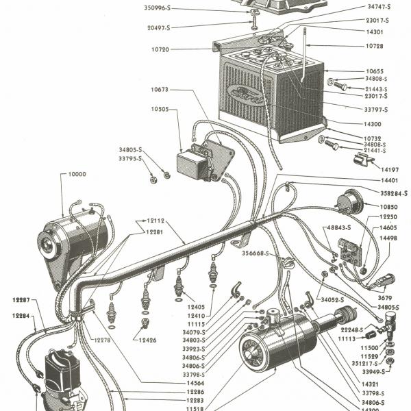 [ZZ_5971] Farmall 12 Volt Wiring Diagram On Farmall Super