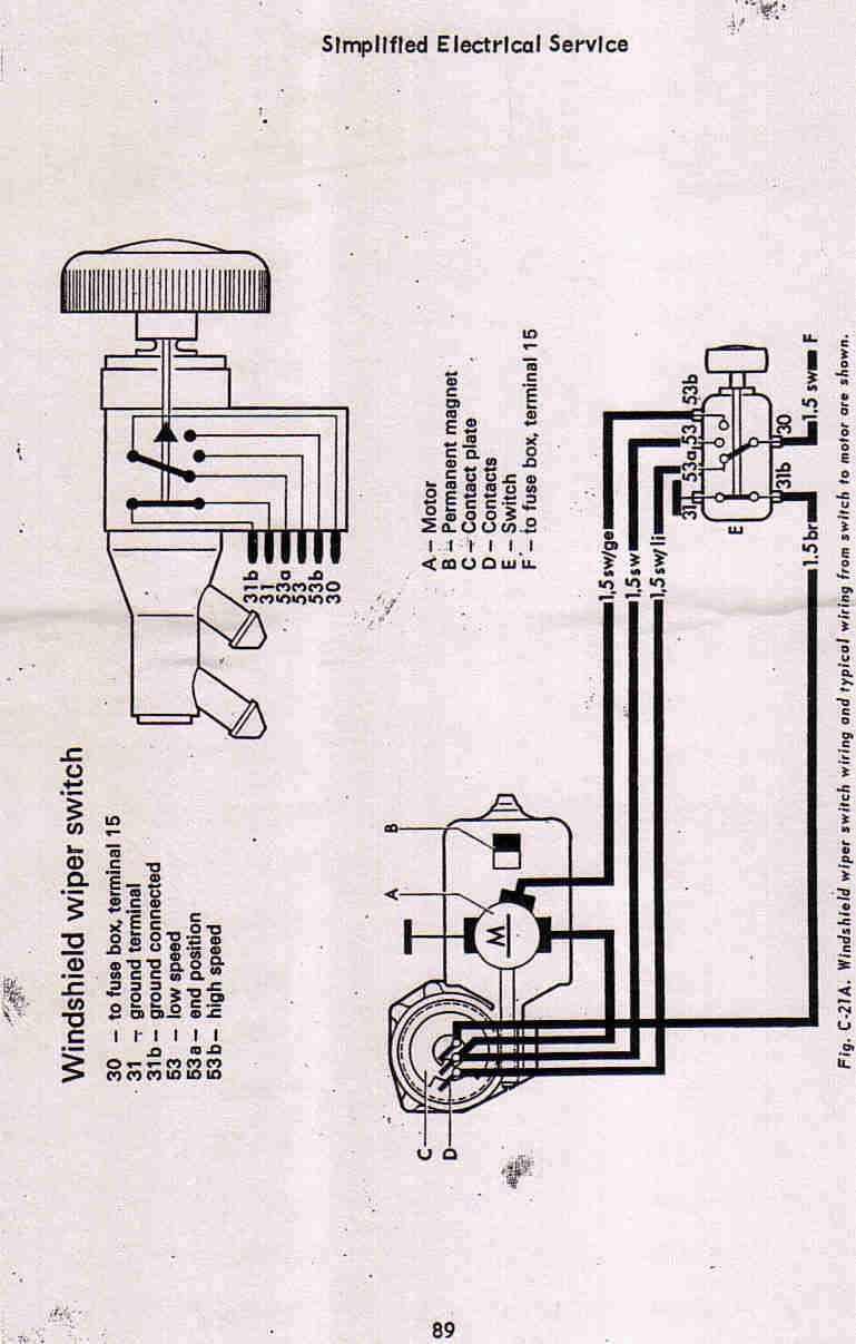 1973 karmann ghia wiring diagram bn 9834  1968 karmann ghia wiring diagram  bn 9834  1968 karmann ghia wiring diagram