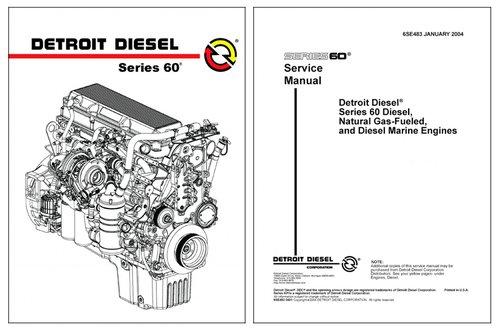 Astounding Detroit Diesel Series 60 Service Manual Download Wiring Cloud Rineaidewilluminateatxorg