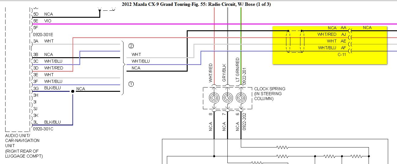 [SCHEMATICS_4ER]  HE_7830] Wiring Diagram In Addition Mazda Cx 7 Headlight Diagram Likewise 4  Pin Schematic Wiring | Mazda Cx 7 Stereo Wiring Diagram |  | Bachi Ivoro Emba Mohammedshrine Librar Wiring 101