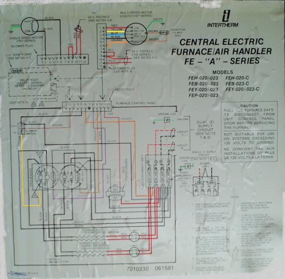 Older Coleman Gas Furnace Wiring Diagrams - Heat Pump T Stat Wiring Diagram  for Wiring Diagram SchematicsWiring Diagram Schematics