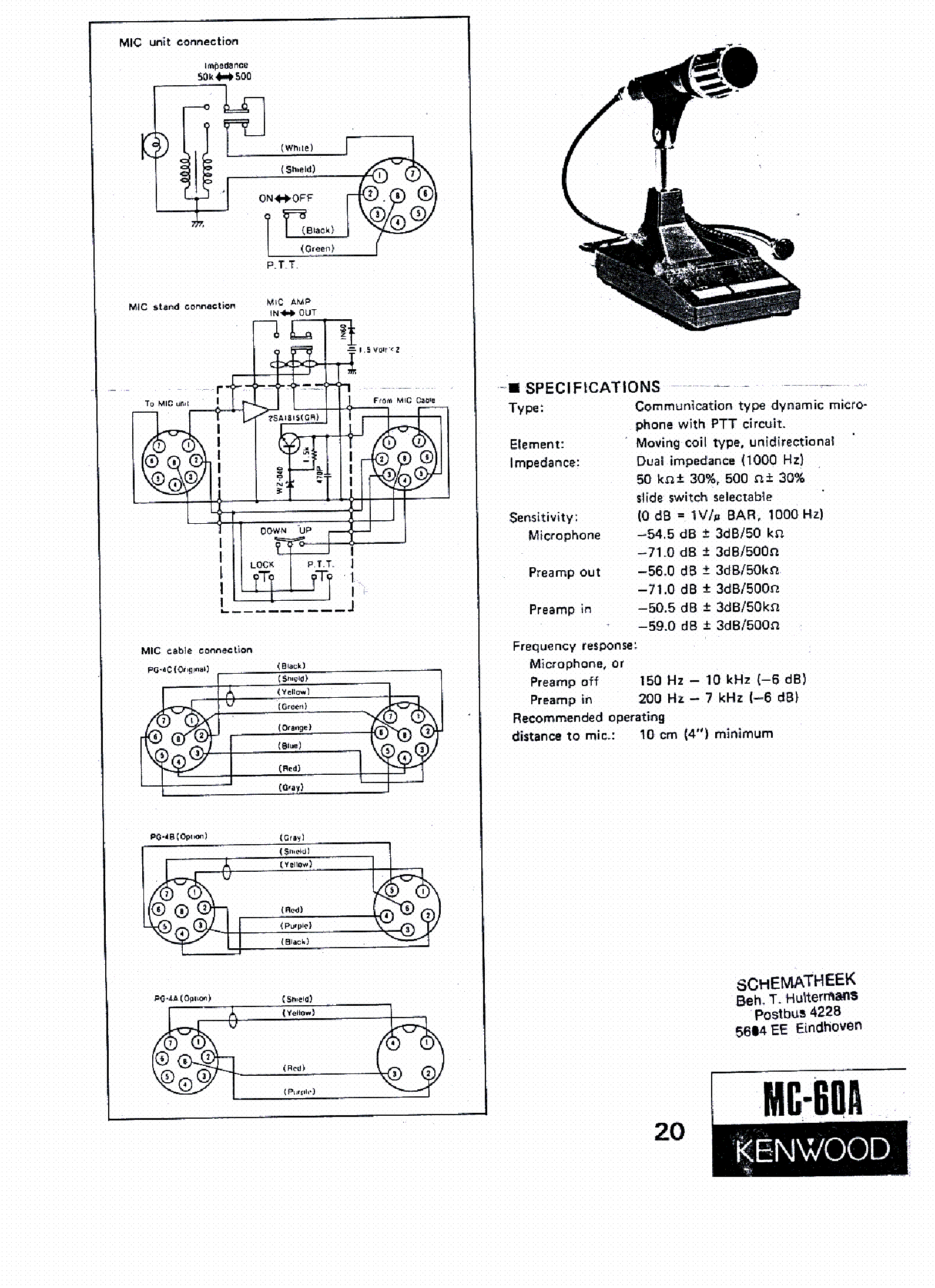 [SCHEMATICS_44OR]  CR_0209] Kenwood Mc 42S Mic Wiring Diagram Free Diagram | Kenwood Mc 42s Mic Wiring Diagram |  | Ropye Aidew Illuminateatx Librar Wiring 101