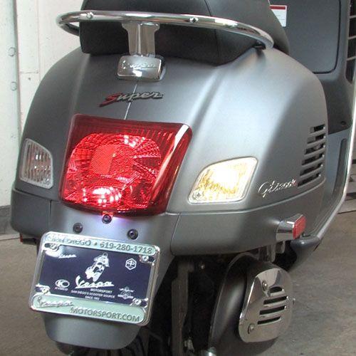 Super Scooterwest Com Led Rear Turn Signal Kit Vespa Gts Gtv Super 2006 2014 Wiring Cloud Biosomenaidewilluminateatxorg