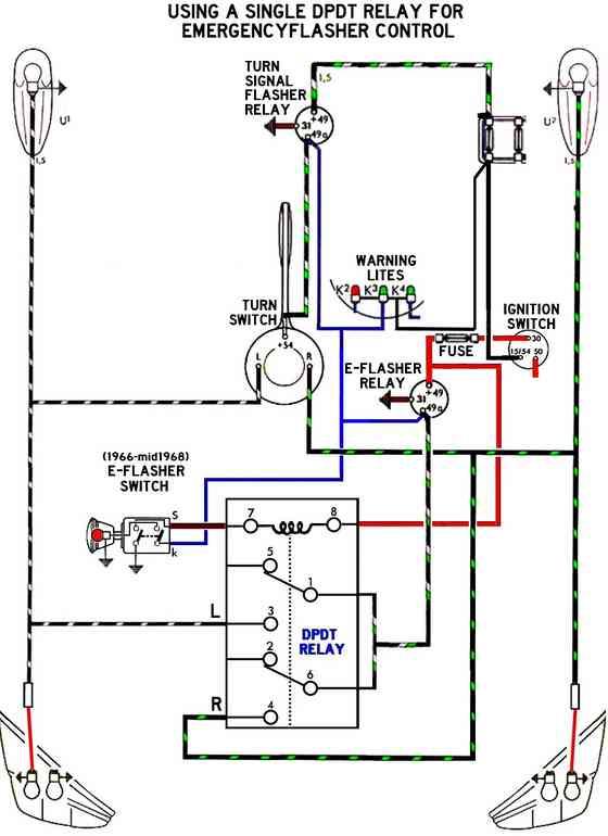 Nc 7472 1968 Vw Beetle Emergency Flasher Relay Wiring Diagram Free Diagram