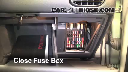 Fantastic Interior Fuse Box Location 1997 2003 Pontiac Grand Prix 2003 Wiring Cloud Dulfrecoveryedborg