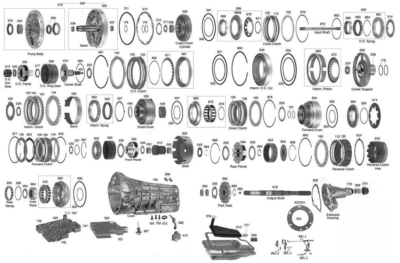 Admirable Trans Parts Online E4Od E4Od Transmission Parts Wiring Cloud Xortanetembamohammedshrineorg