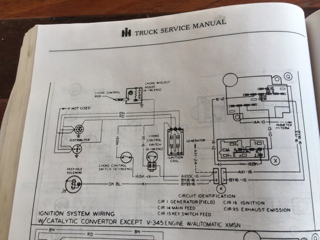 1972 scout ii wiring diagram  home run wiring diagram