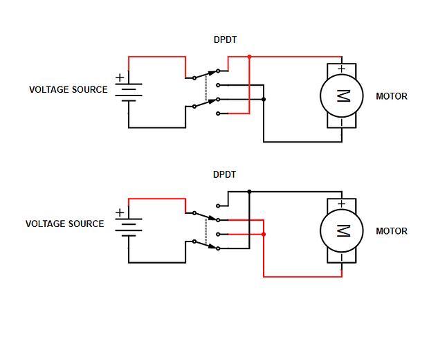 Polarity Reversing Switch Wiring Diagram