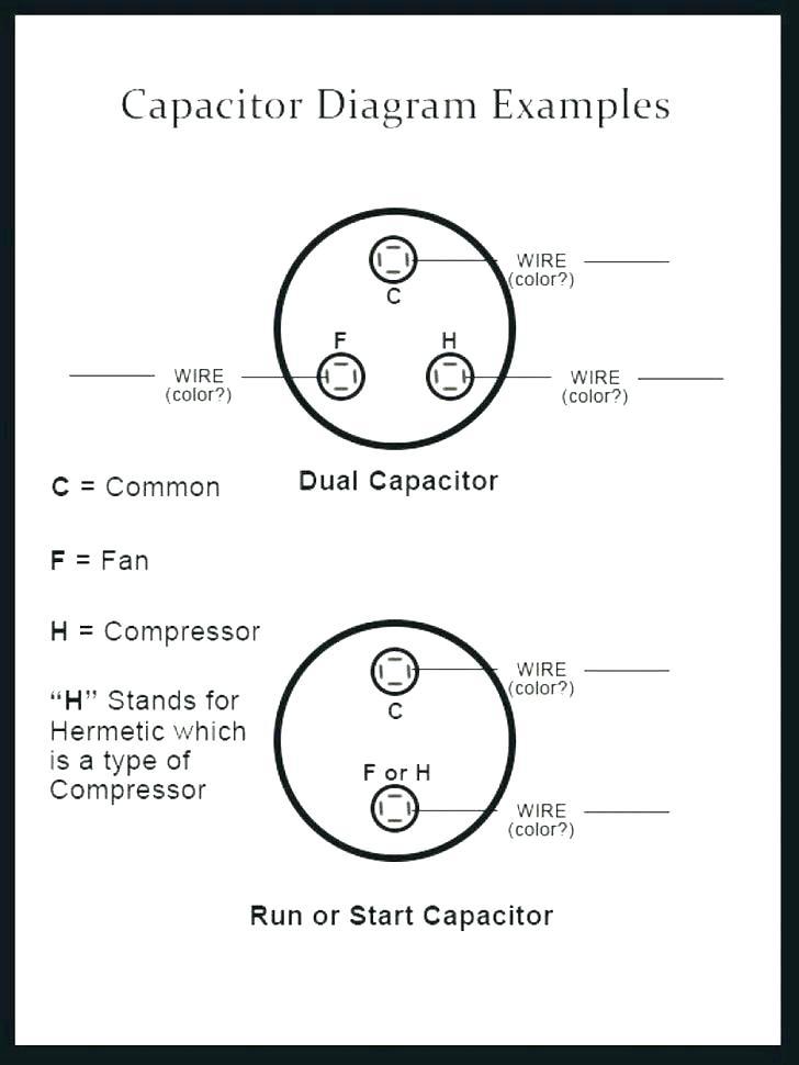 mt9409 air compressor dual capacitor wiring download diagram