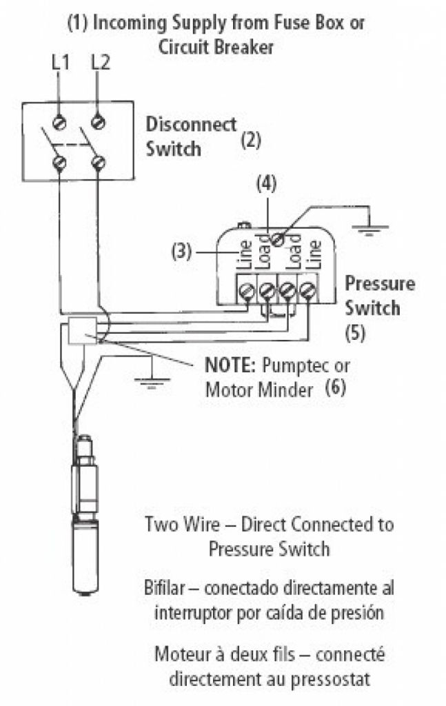 Awesome Pump 4 Wire Switch Diagram For Two Wiring Diagram Wiring Cloud Icalpermsplehendilmohammedshrineorg