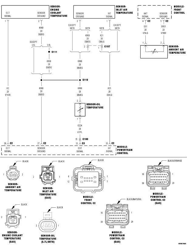 2013 Dodge Charger Police Package Wiring Diagram
