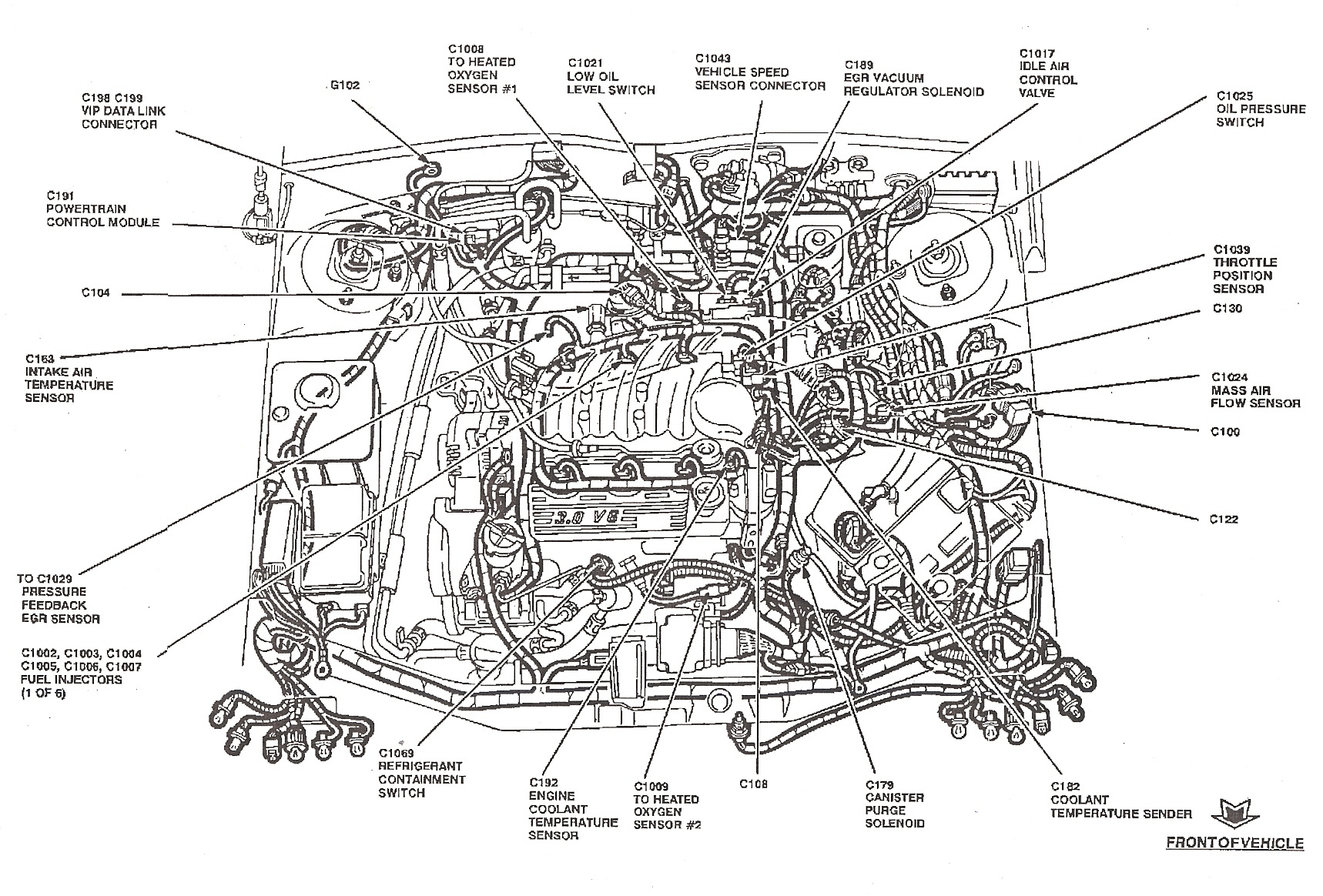 2001 Ford Taurus Motor Diagram Wiring Diagram System Mean Norm A Mean Norm A Ediliadesign It
