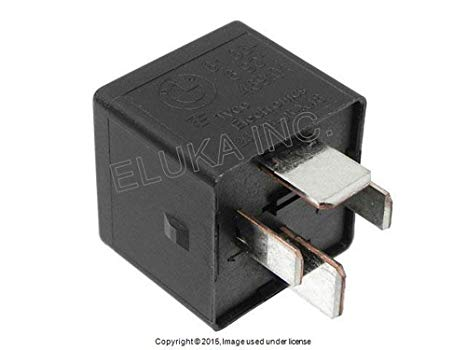 Cool Amazon Com Bmw Genuine Fuse Box Multi Purpose Relay 4 Prong Wiring Cloud Licukshollocom