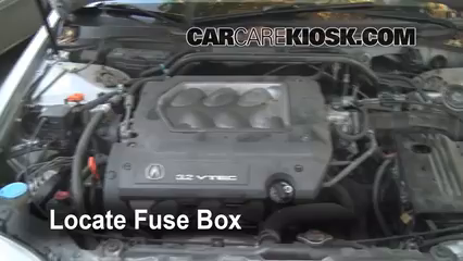 Amazing Replace A Fuse 1999 2003 Acura Tl 1999 Acura Tl 3 2L V6 Wiring Cloud Ostrrenstrafr09Org
