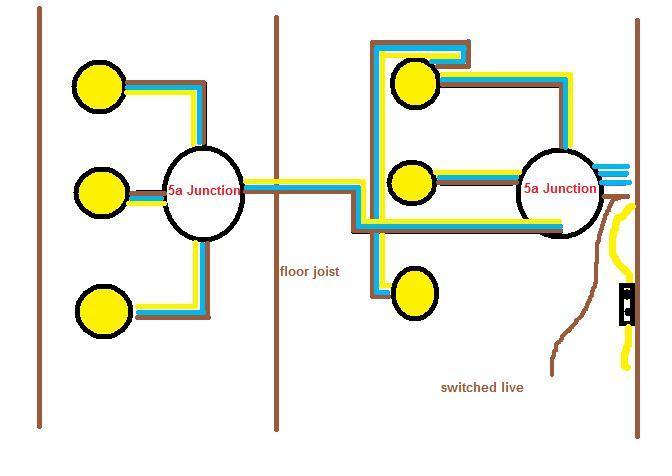 Enjoyable Ceiling Spotlight Wiring Diagram Wiring Diagram Online Wiring Cloud Orsalboapumohammedshrineorg