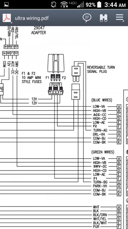 we6809 plow wiring diagram for dual battery additionally