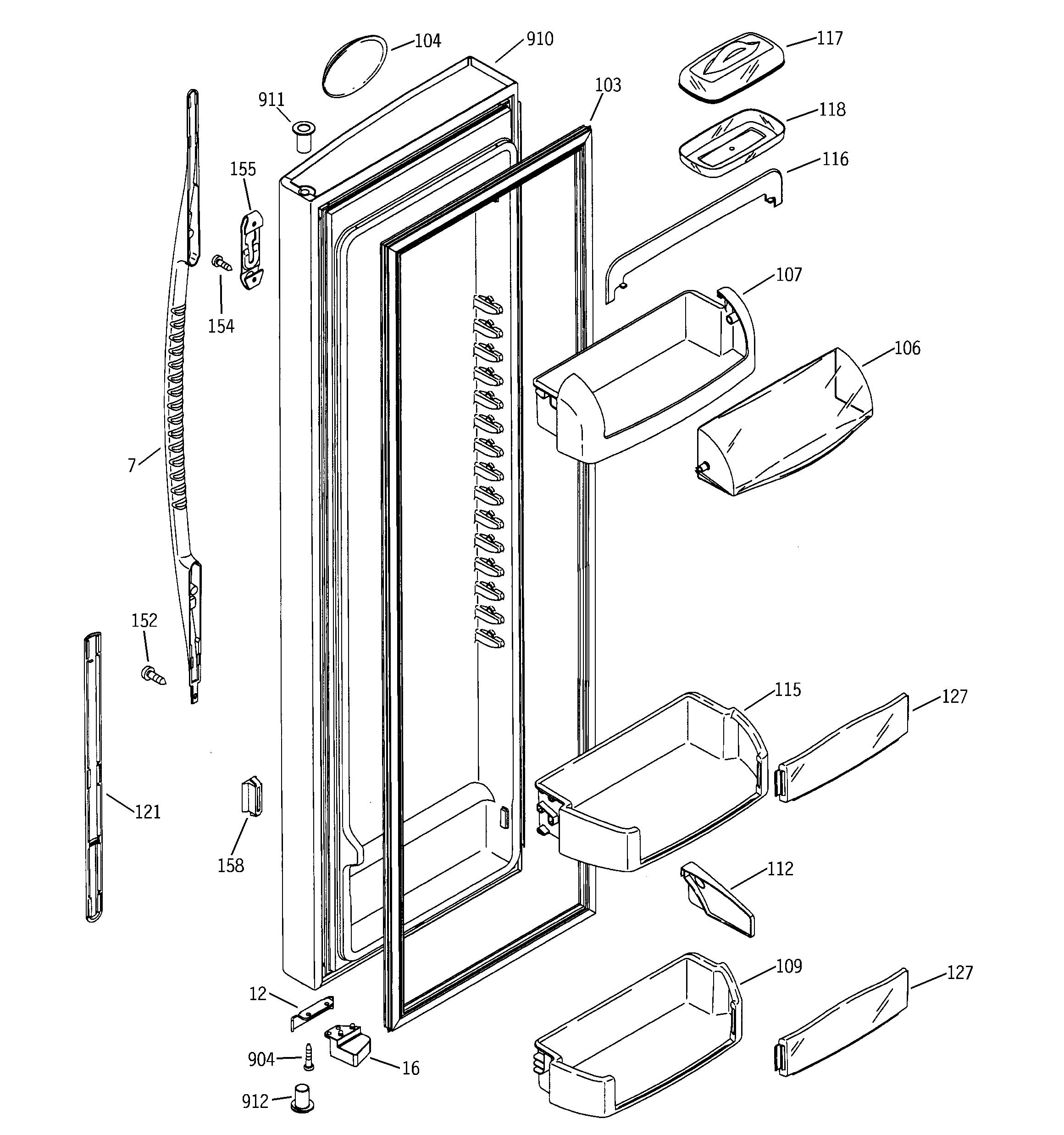 general electric wiring diagram 1948 ge refrigerator schematic wind repeat1 klictravel nl  1948 ge refrigerator schematic wind