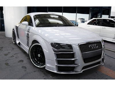 Awesome Audi Tt 8N Body Kit Front Bumper Rear Bumper Side Skirts Wiring Cloud Apomsimijknierdonabenoleattemohammedshrineorg