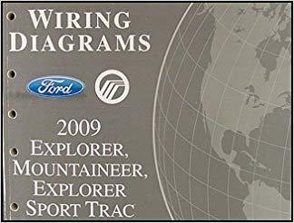 Incredible 2009 Ford Explorer Sport Trac Mountaineer Wiring Diagram Original Wiring Cloud Cranvenetmohammedshrineorg