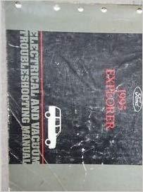 Super 1995 Ford Explorer Electrical Wiring Diagrams Service Shop Repair Wiring Cloud Cranvenetmohammedshrineorg