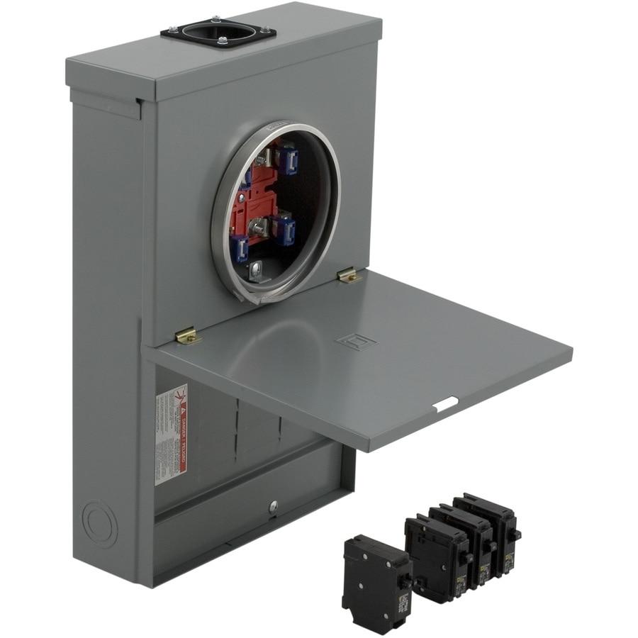 Astonishing Square D 20 Circuit 100 Amp Main Breaker Load Center Value Pack At Wiring Cloud Hemtegremohammedshrineorg