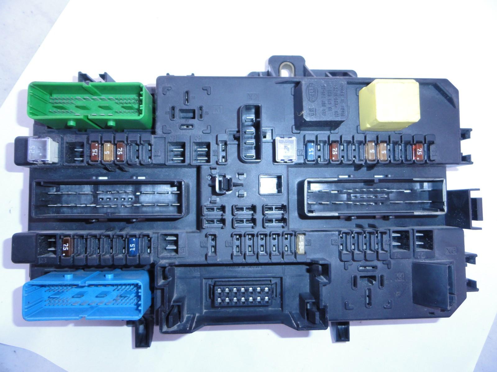 Astra H Fuse Box Diagram