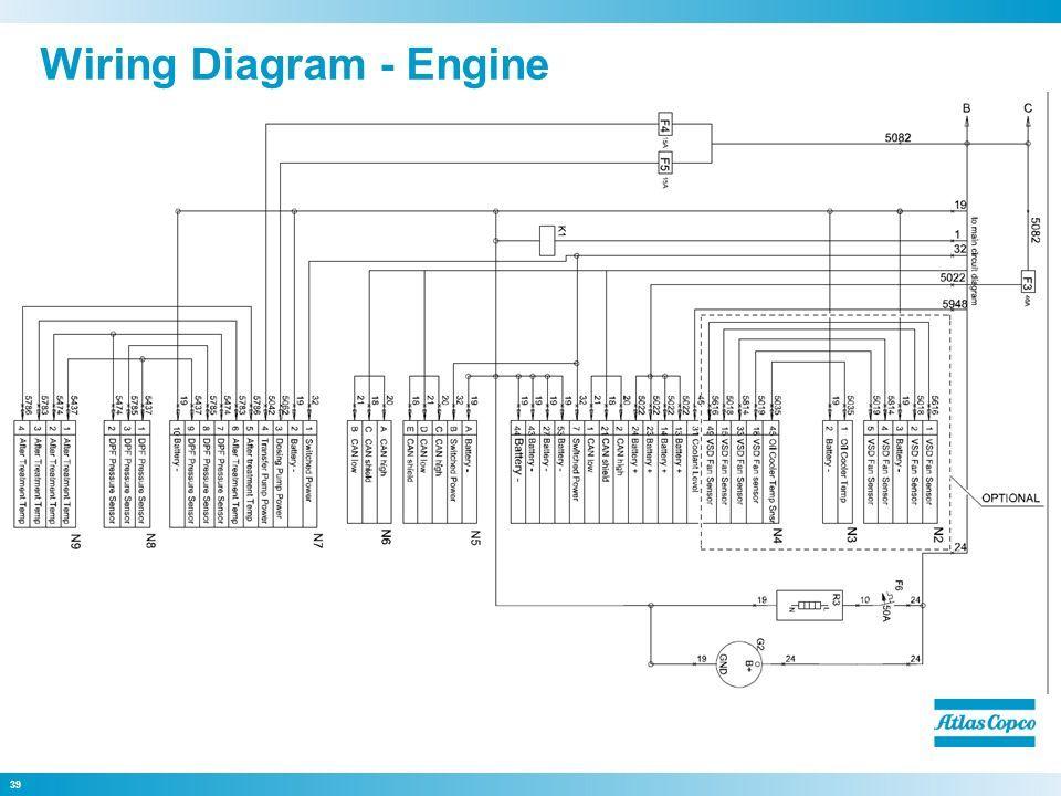Atlas Copco Wiring Schematic - Wiring Diagrams