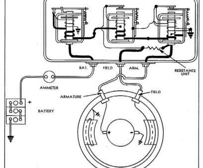 early delco starter generator wiring diagram  tia wiring