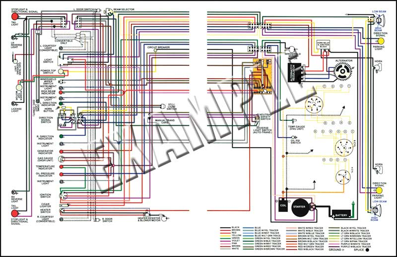 Peachy Wiring Diagram For A 1977 Chevy Nova 1966 General Wiring Diagram Data Wiring Cloud Onicaxeromohammedshrineorg