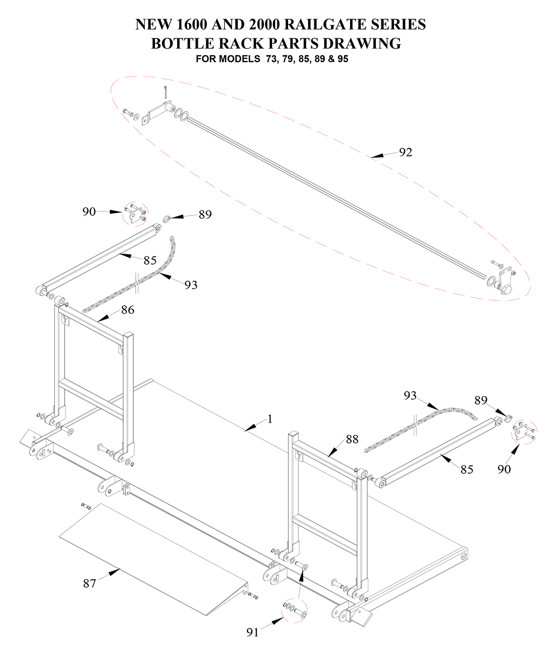 truck lift gate wiring diagrams hh 6761  tommy gate wiring diagram  hh 6761  tommy gate wiring diagram