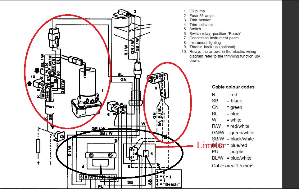 Tremendous 3 Wire Trim Motor Wiring Diagram Basic Electronics Wiring Diagram Wiring Cloud Hemtegremohammedshrineorg
