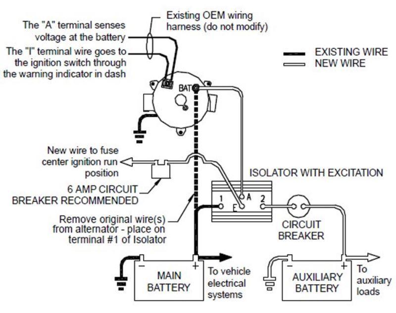Terrific Isolator Coach Batteries Issues Page 2 Class B Forums Wiring Cloud Histehirlexornumapkesianilluminateatxorg